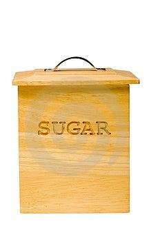 Контейнер сахара Стоковое фото RF - изображение: 1292405