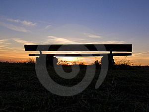 Bench Stock Photos - Image: 1297273