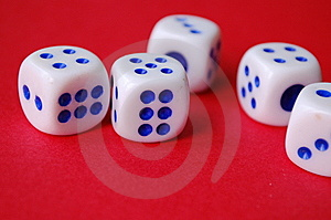 Dices Stock Photography - Image: 12944742