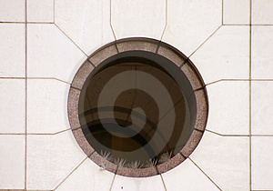 Circular Hole Stock Images