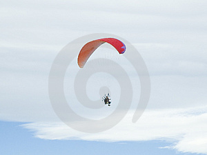 Hang Glider Free Stock Images