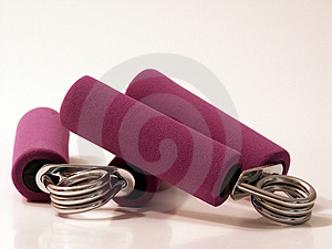 Hand Grips Stock Photography