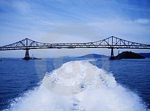 San Rafael Richmond Bridge 3369_b Free Stock Photos
