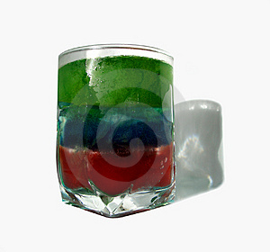 Tricolor.......(3) Stock Photography