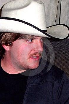 Cowboy Junkie Stockfotografie