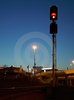 Traffic Light Free Stock Image