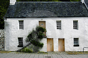 Civil Cottages Free Stock Photography