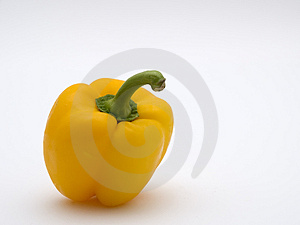 Yellow Pepper Stock Photos