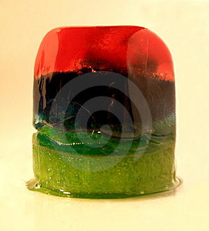 Tricolor.......(1) Free Stock Images