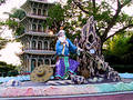 Haw Par Villa, Singapore Stock Photo