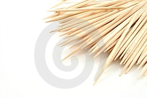 Toothpicks Royalty Free Stock Photos - Image: 1300808