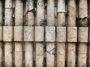 Cylinder Wall Royalty Free Stock Photography - Image: 1301447