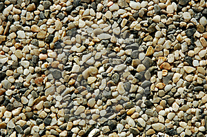 Stock Image - Pebbles Background