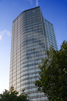 Skyscraper Royalty Free Stock Photography - Image: 1307277