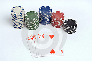 Poker Stock Photos - Image: 1308673
