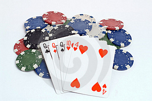 Poker Royalty Free Stock Image - Image: 1308766