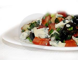Salad Royalty Free Stock Photography - Image: 13045007