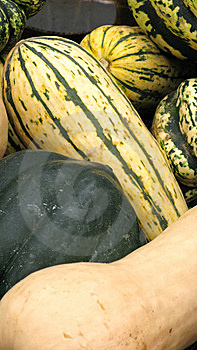 Ornamental Pumpkin Royalty Free Stock Photo - Image: 13071555