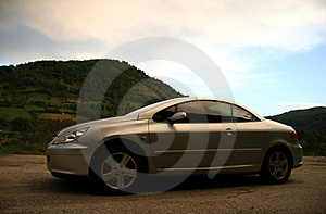 Sport Car Royalty Free Stock Images - Image: 1311279