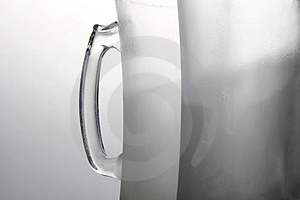 Frozen Mugs Stock Photography - Image: 1311672