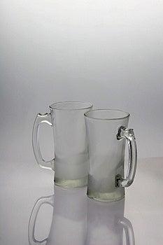 Frozen Mugs Royalty Free Stock Photos - Image: 1311688
