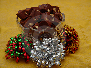 Gift Fudge Royalty Free Stock Photography - Image: 1311707
