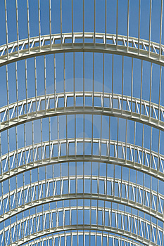 Metallic Structure Stock Photo - Image: 1314980