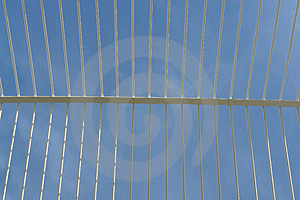 Metallic Structure Stock Image - Image: 1315011