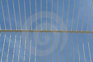 Metallic Structure Stock Image - Image: 1315011