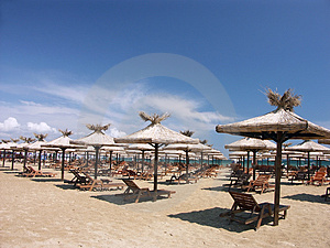 Spiaggia Di Paradiso Immagine Stock - Immagine: 1319261