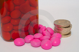 Cost Of Medication Stock Images - Image: 1322224