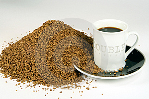 Instant Coffee Stock Images - Image: 1326174