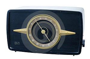 40's Radio Royalty Free Stock Image - Image: 1327546