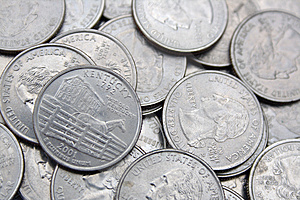 Treasure Coins Stock Photo - Image: 13231510