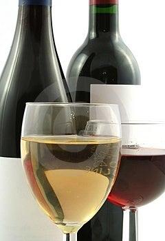 Wine Free Stock Photography