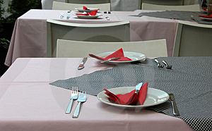 Dinning Table. Royalty Free Stock Photography - Image: 1337237