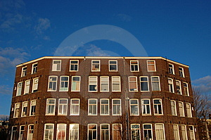 House Block Royalty Free Stock Photos - Image: 13347988