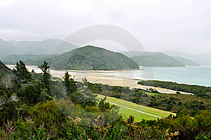 Abel Tasman, New Zealand Royalty Free Stock Image - Image: 13350266