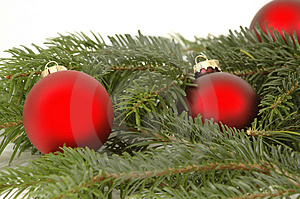 Christmas Ball Royalty Free Stock Images - Image: 1344129