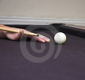 Taking Aim Stock Images - Image: 1346594
