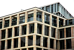 Modern Offices Building In London Stock Photos - Image: 13423633