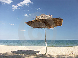 Paradise Beach Stock Images - Image: 1355444