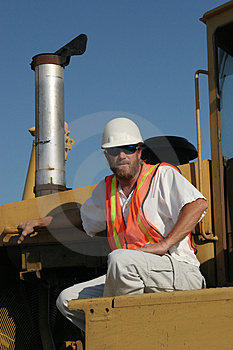 Crane Operator Stock Images - Image: 1357144