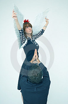 Asking Forgiveness Stock Photography - Image: 1357472