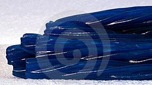 Blueberry Liquorice Stock Photos - Image: 13546663