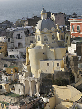 Procida Royalty Free Stock Photography - Image: 13549257