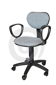 Swivel Chair Royalty Free Stock Photos - Image: 13551918