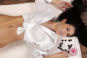 Spa Stock Image - Image: 13552271