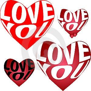 Heart Stock Photography - Image: 13552342