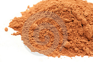 Cocoa Powder Stock Photography - Image: 13552682